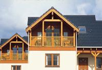 The Lodges at Lough Allen