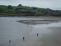 Long walks on Inchydoney beach