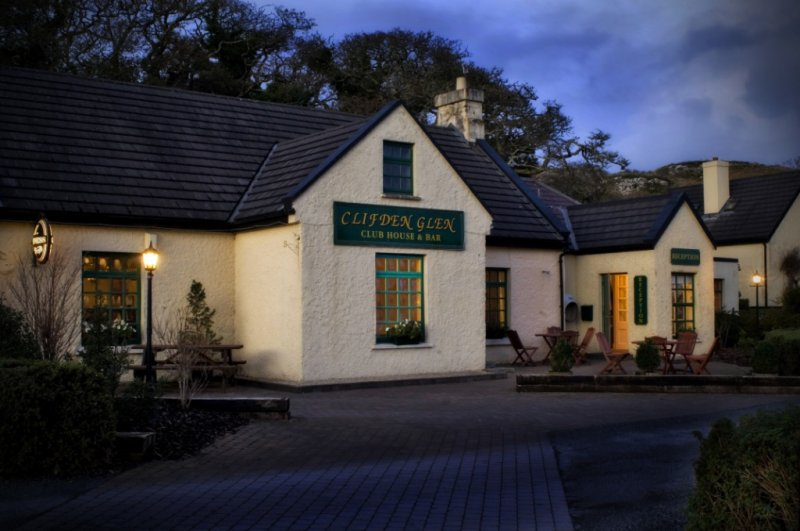 Waterfront Rest bed and breakfast Sky Road Clifden