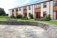 The Courtyard at Sheen Falls Lodge