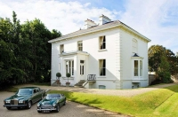Rosedale House in South County Dublin