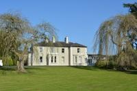 Greenfield House near Dublin city