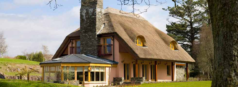 Dream ireland holiday homes irish self catering for Luxury homes for sale ireland