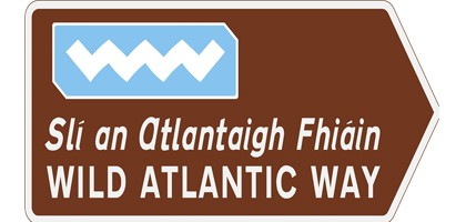 Wild-Atlantic-Way-Signpost